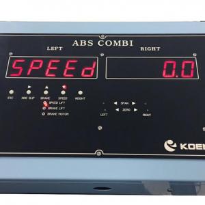 ABS measuring unit CONTROL BOX