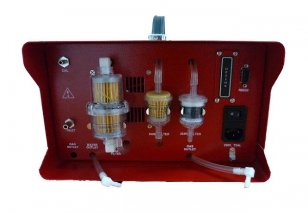 Automotive gas analyzer KEG-500 02